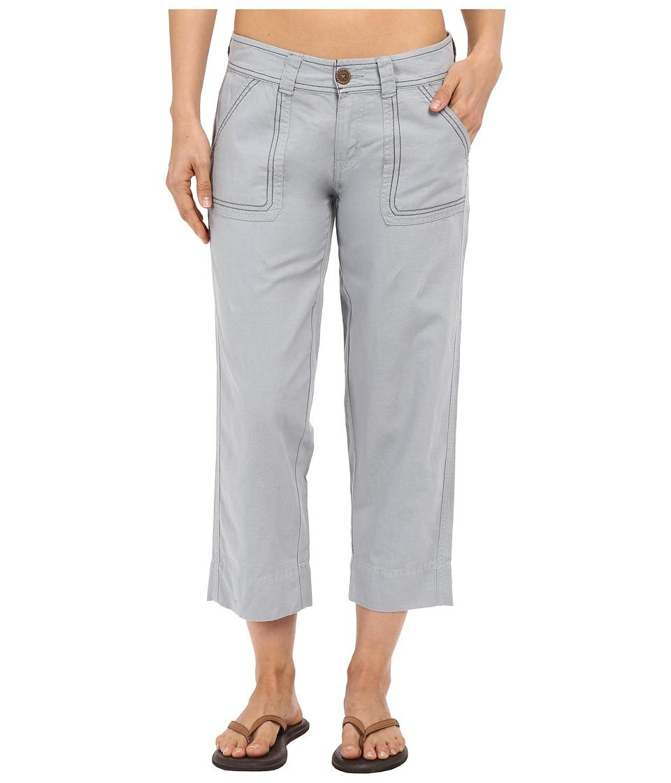 Aventura Clothing - Harlow Capris (Tradewinds) Women's Capri