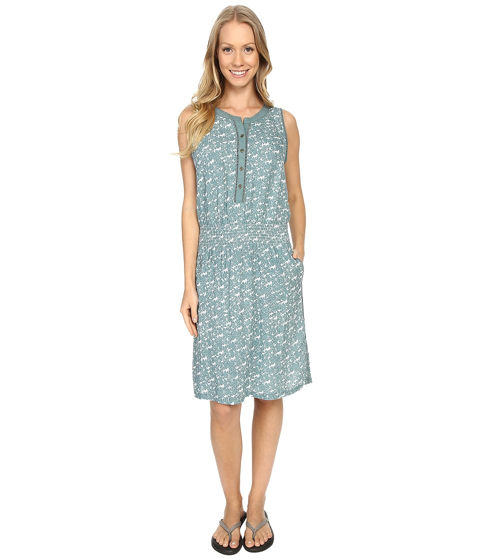 Aventura Clothing - Lyric Dress (Turquoise) Women's Dress