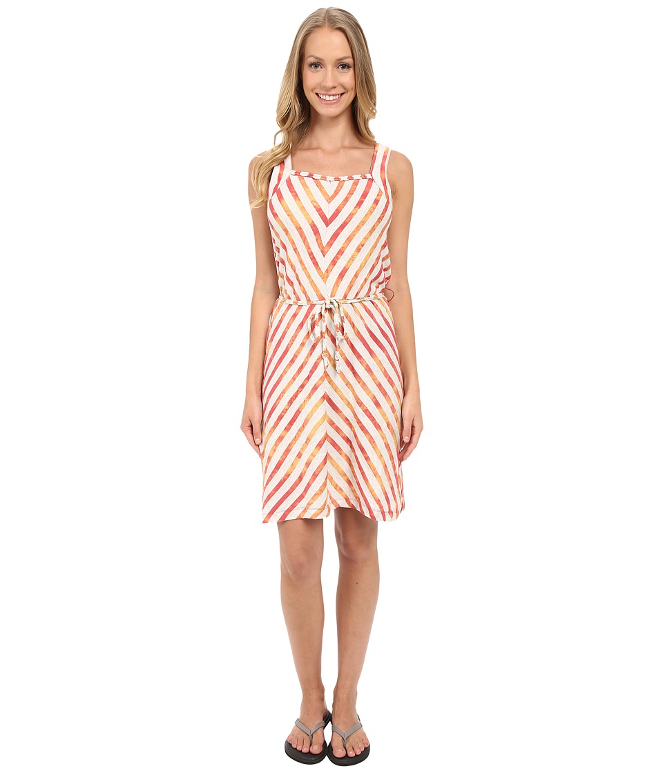 Aventura Clothing Piper Dress (Spiced Coral) Women