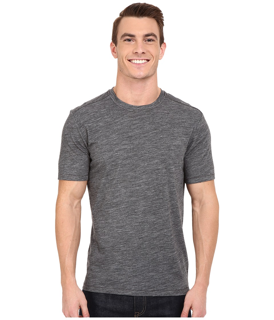 Royal Robbins - Go Everywhere Tee (Charcoal) Men's T Shirt
