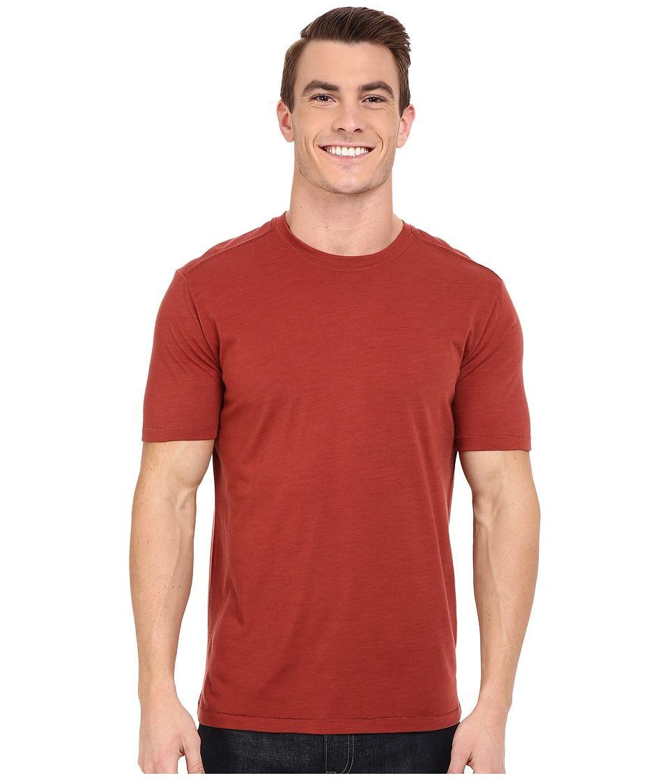 Royal Robbins - Go Everywhere Tee (Dark Paprika) Men's T Shirt