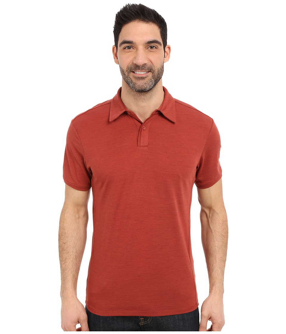 Royal Robbins - Go Everywhere Cricket (Dark Paprika) Men's Clothing