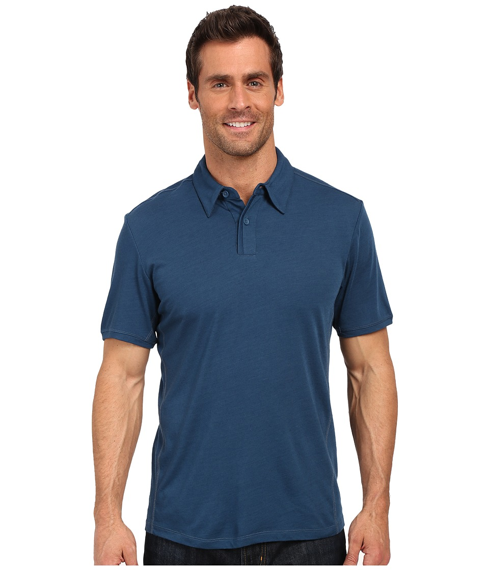 Royal Robbins - Go Everywhere Cricket (Phoenix Blue) Men's Clothing