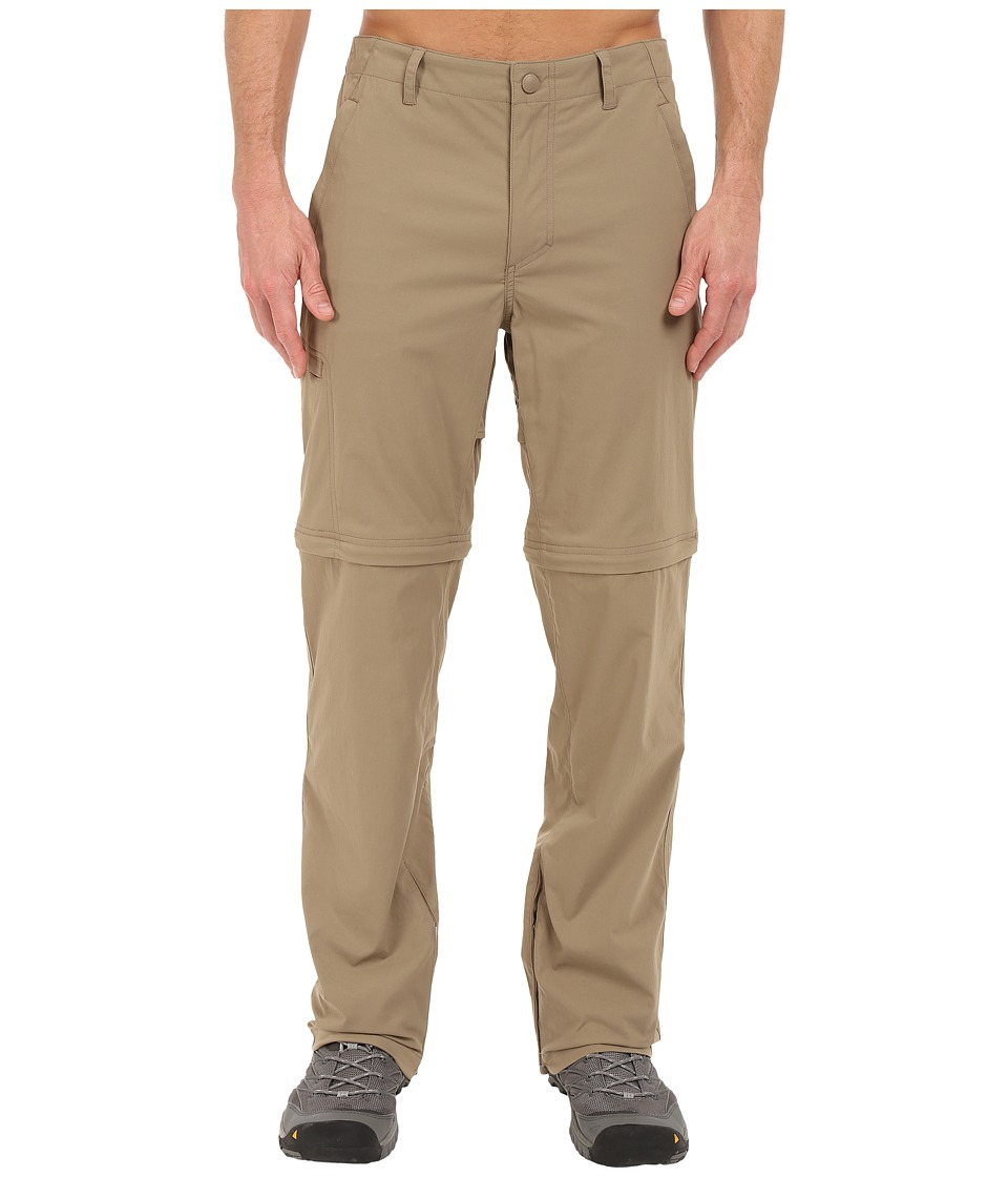 Royal Robbins Traveler Stretch Convertible Pants (Burro) Men