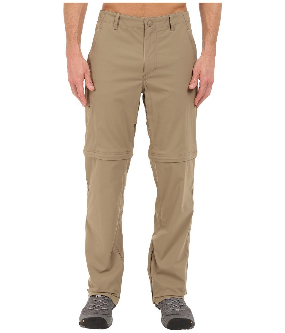 Royal Robbins Traveler Stretch Convertible Pants (Burro) Men