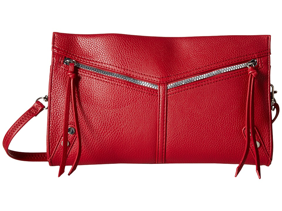 CARLOS by Carlos Santana - Zoey Clutch (Red) Clutch Handbags
