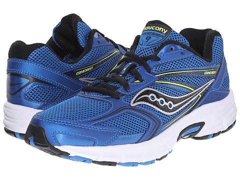 Saucony - Cohesion 9 (Royal/Black) Men's Running Shoes