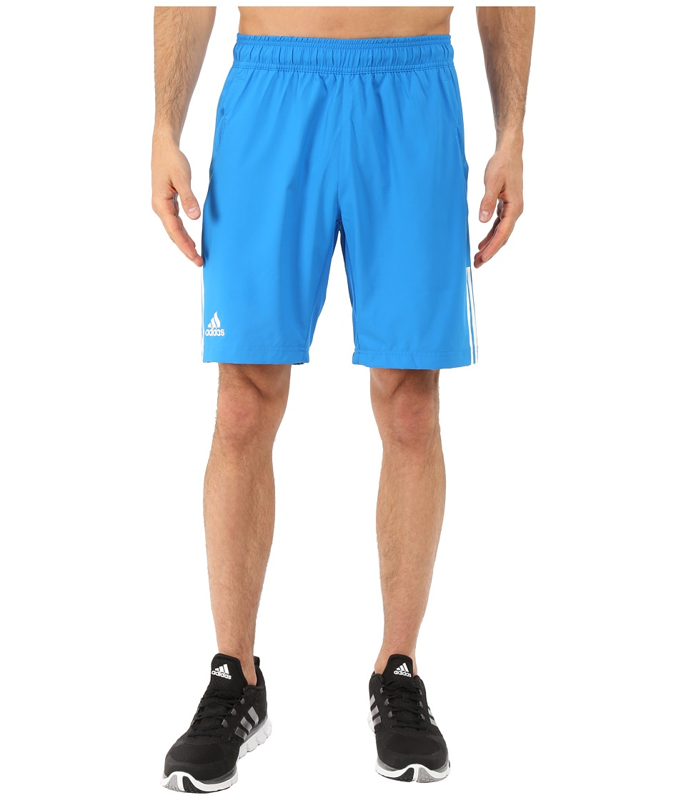 adidas - Club Shorts (Shock Blue/White) Men's Shorts