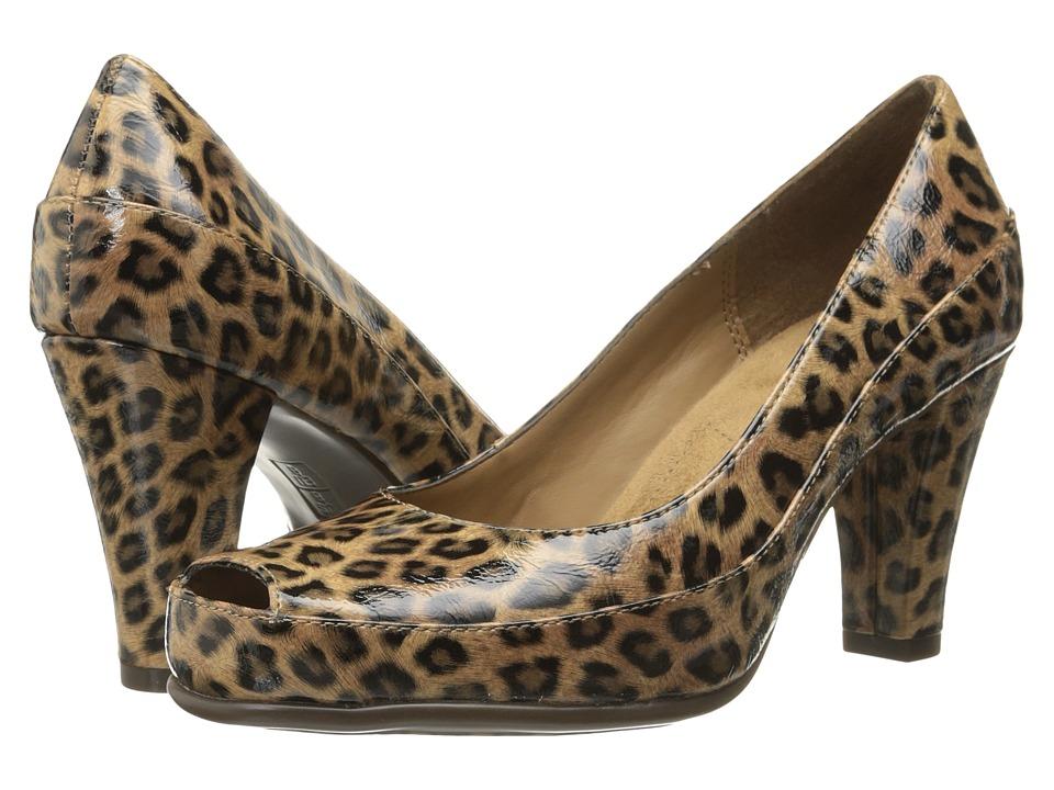 Aerosoles Big Ben (Leopard Tan) High Heels