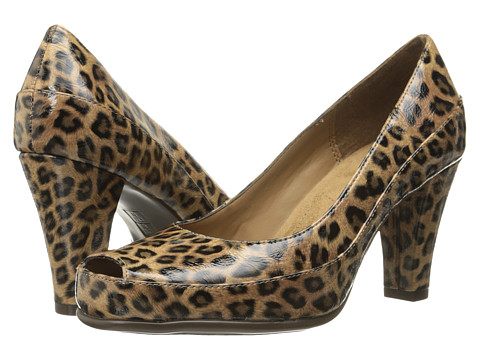 Aerosoles - Big Ben (Leopard Tan) High Heels