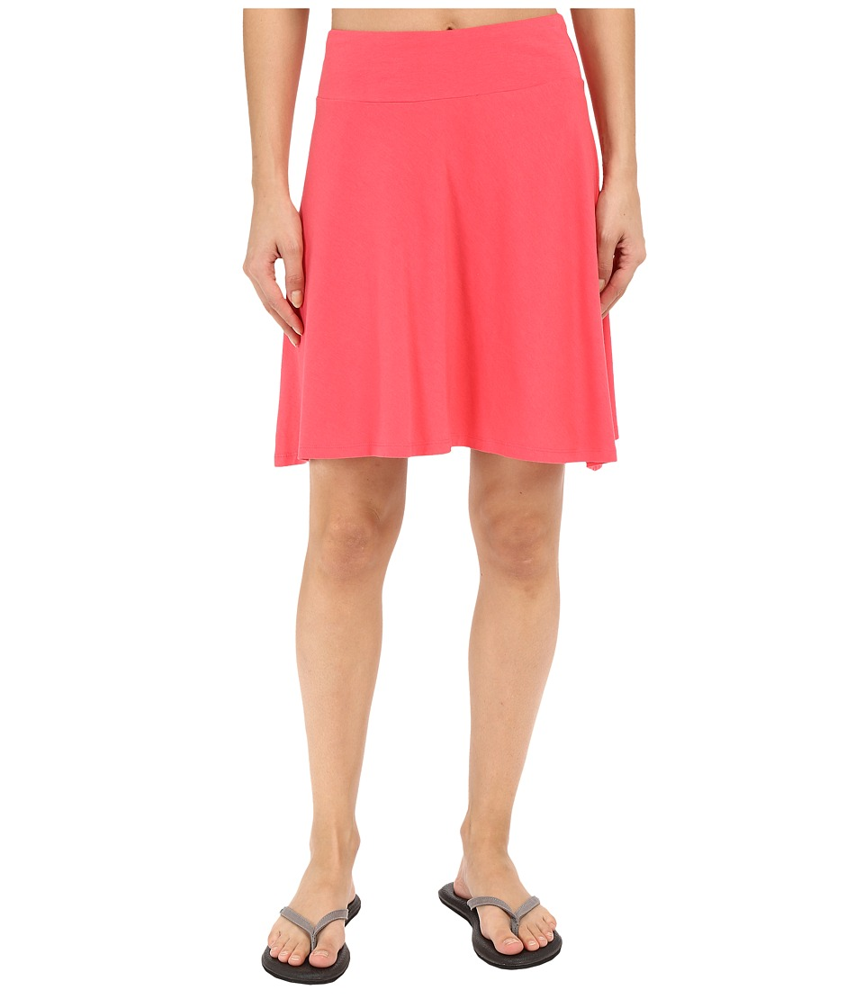 Columbia - Reel Beauty III Skirt (Bright Geranium) Women's Skirt