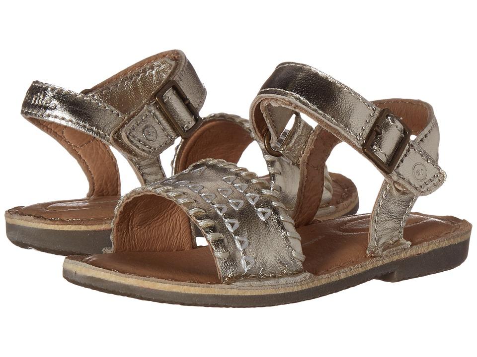 Stride Rite - Filipa (Toddler) (Platinum) Girls Shoes
