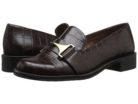 Aerosoles - Sleigh Ride (Brown Croco) Women