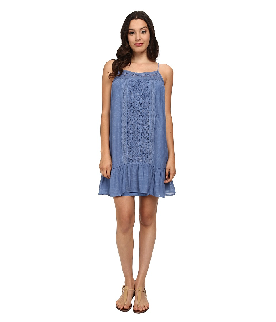 Gabriella Rocha - Adalia Shift Dress (Denim Blue) Women