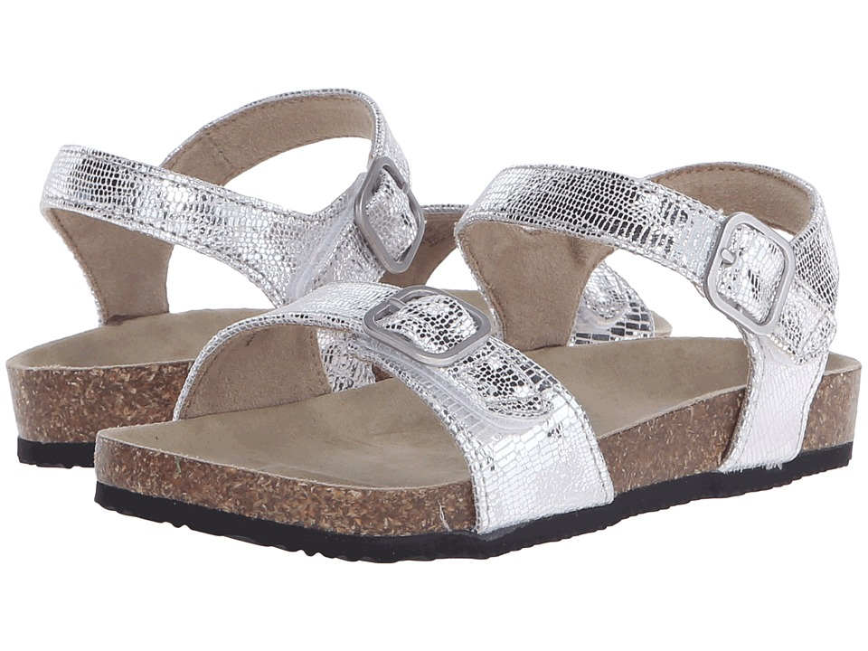 Stride Rite - Zuly (Little Kid/Big Kid) (Silver) Girls Shoes