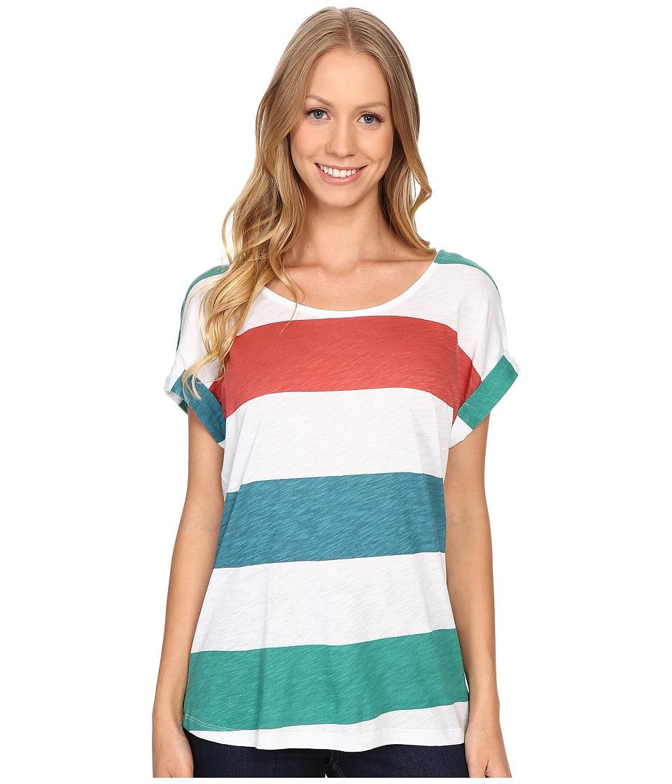 Aventura Clothing - Marlowe Short Sleeve (Bottle Green) Women's T Shirt