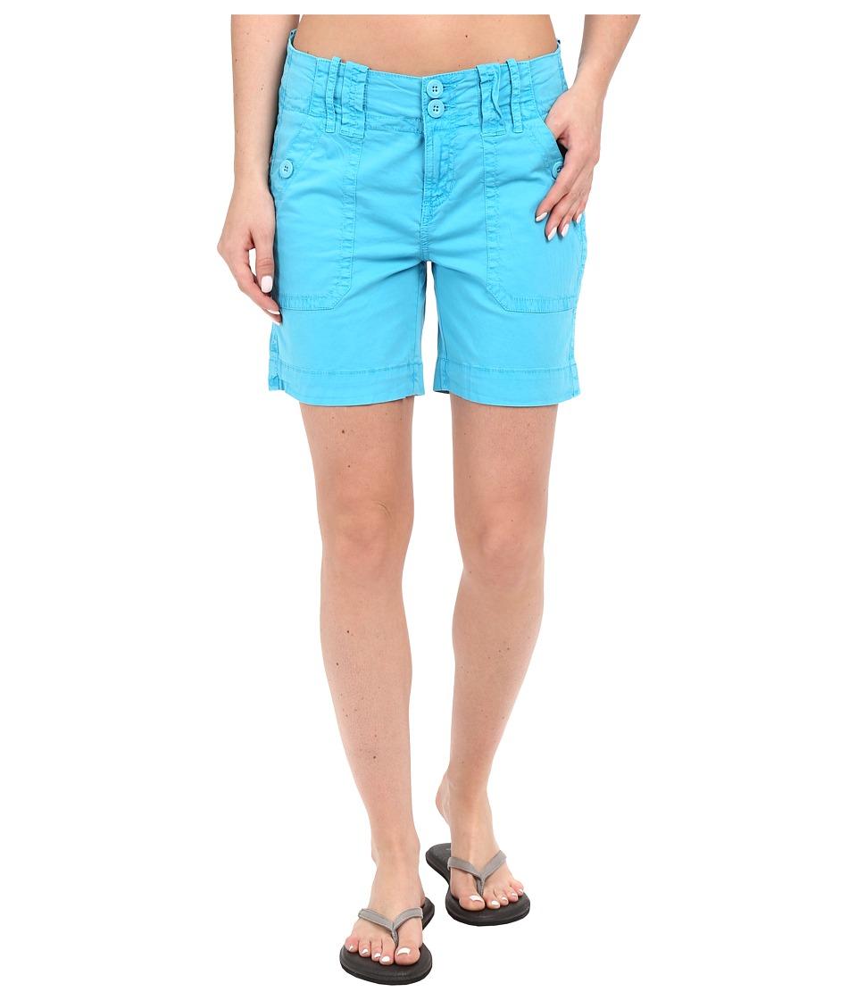 Aventura Clothing - Mayson Shorts (Caneel Bay) Women's Shorts