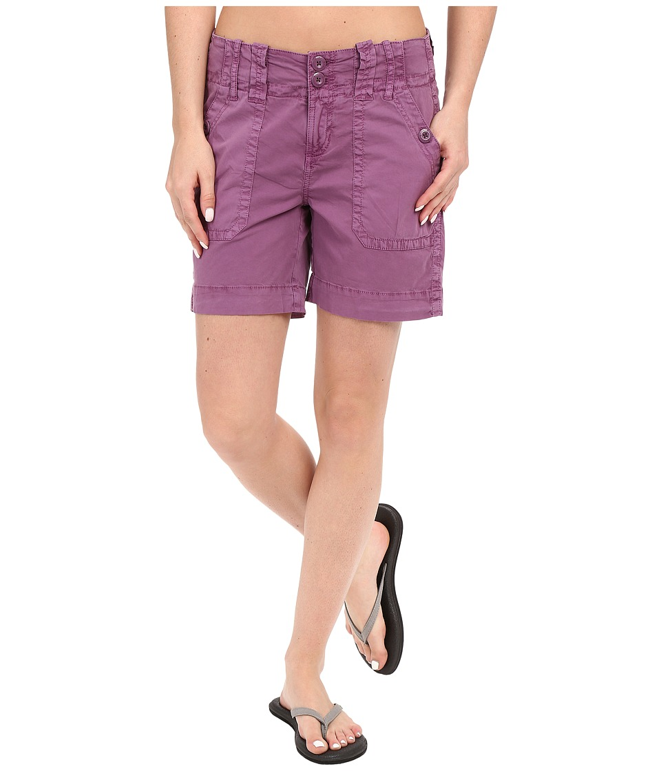 Aventura Clothing - Mayson Shorts (Grapeade) Women's Shorts