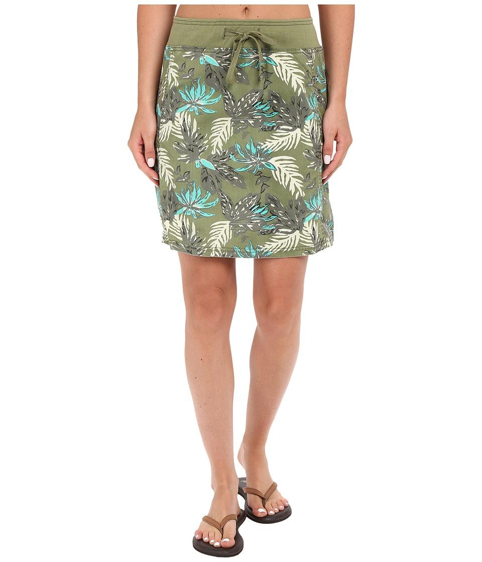 Aventura Clothing - Kailyn Skirt (Blue Turquoise) Women's Skirt
