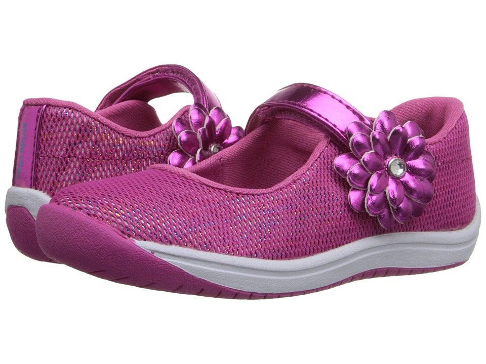 Stride Rite - Haylie (Toddler) (Pink Zebra) Girl's Shoes