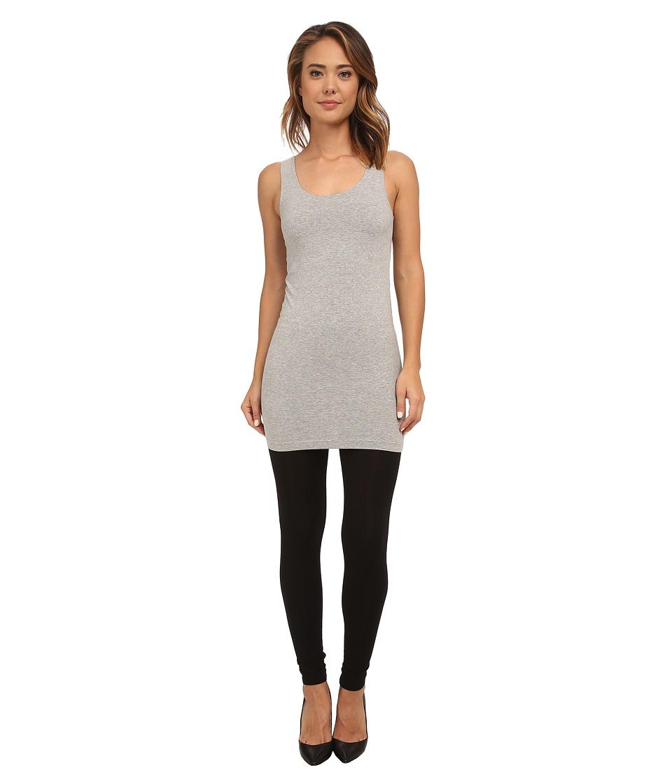 Lysse - Legging Tank Top (Heather Grey) Women's Sleeveless