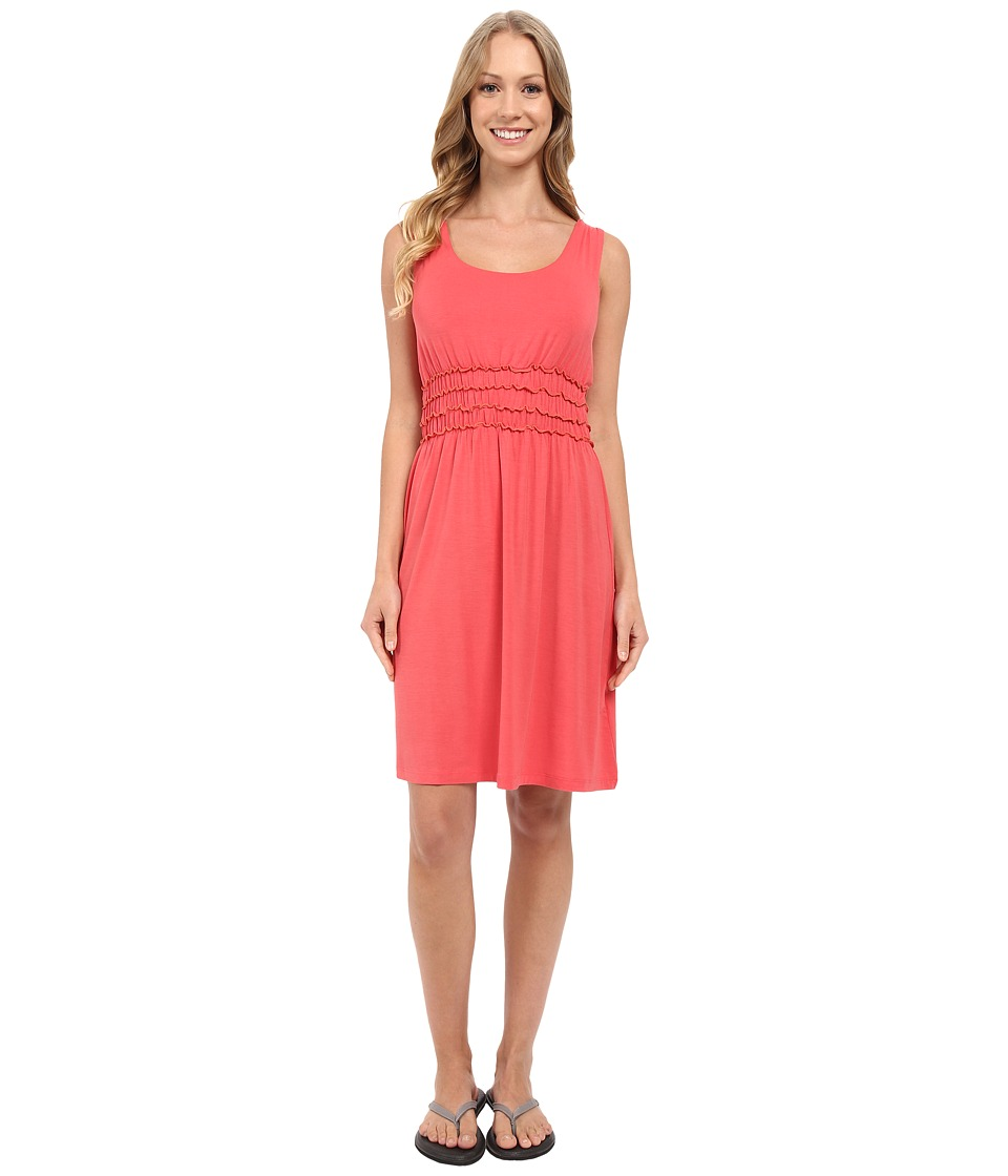Aventura Clothing Halle Dress (Spiced Coral) Women