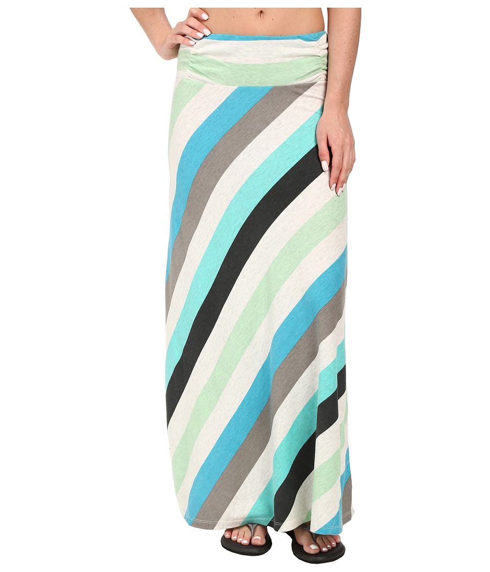 Aventura Clothing - Quinlee Maxi Skirt (Blue Turquoise) Women's Skirt