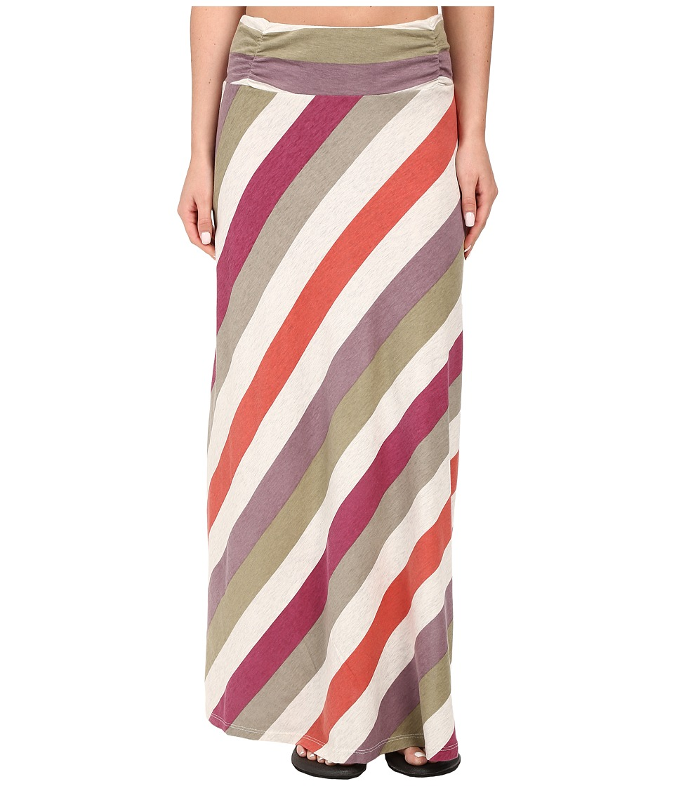 Aventura Clothing - Quinlee Maxi Skirt (Spiced Coral) Women's Skirt
