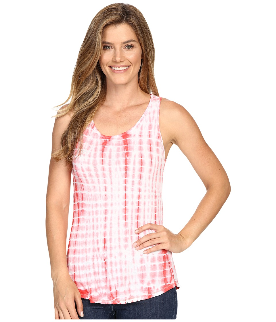 Aventura Clothing - Kerrick Tank Top (Spiced Coral) Women's Sleeveless