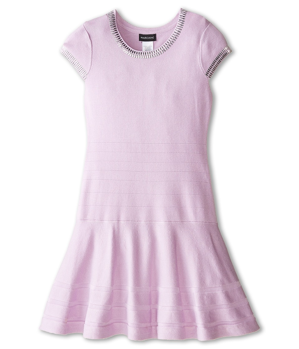 Marciano Kids - Portia Bandage Dress (Big Kids) (Lilac) Girl's Dress
