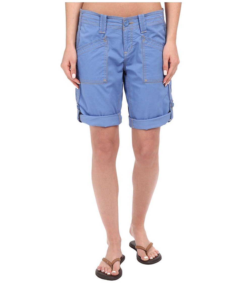 Aventura Clothing - Arden Standard Rise Short (Blue Yonder) Women's Shorts