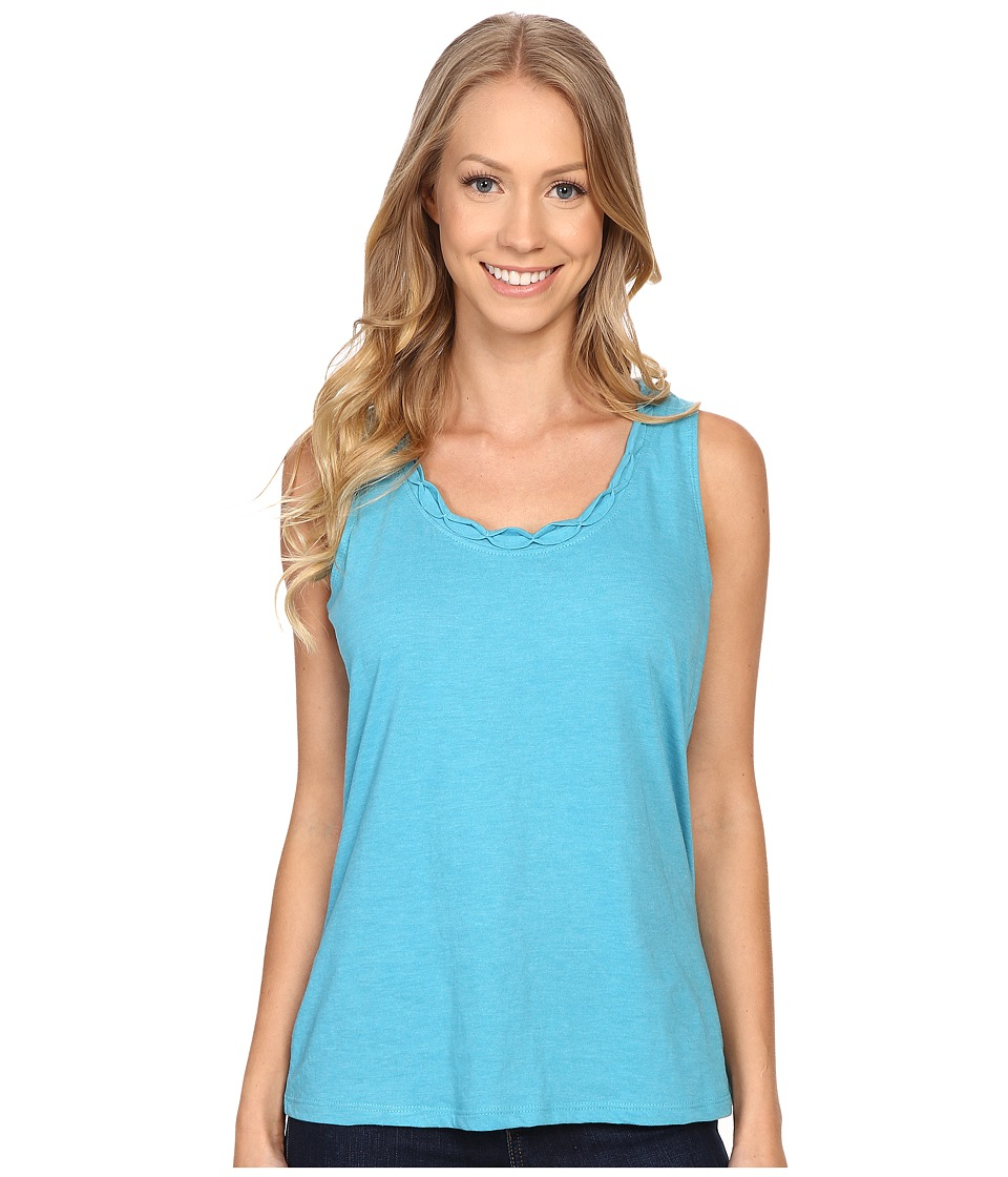 Aventura Clothing - Louisa Tank Top (Caneel Bay) Women's Sleeveless