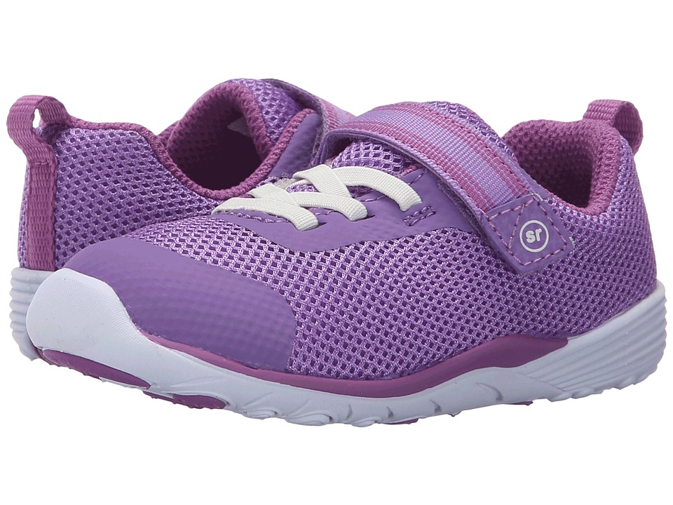 Stride Rite - SRT Dree (Toddler) (Purple) Girls Shoes