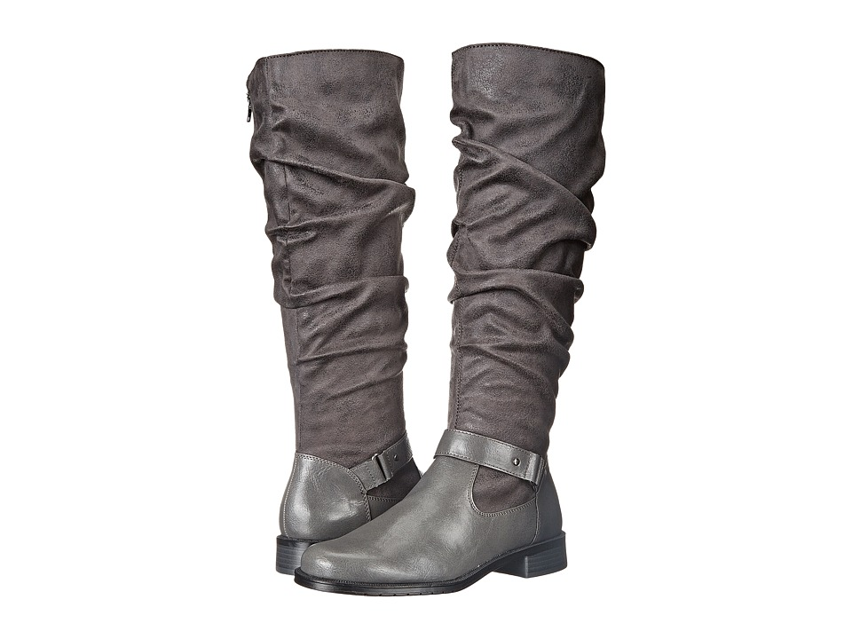 A2 by Aerosoles - Ride with Me (Grey Combo) Women's Shoes