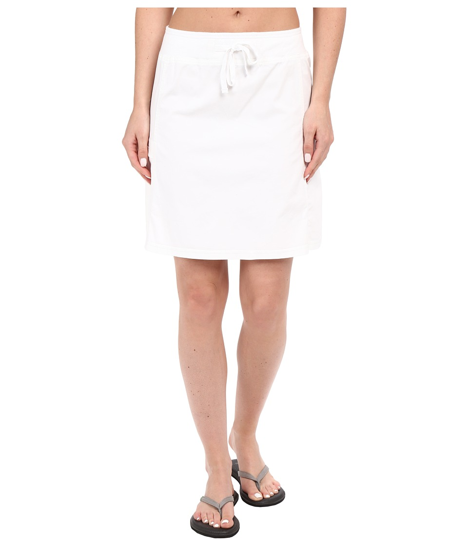 Aventura Clothing Ada Skirt (White) Women