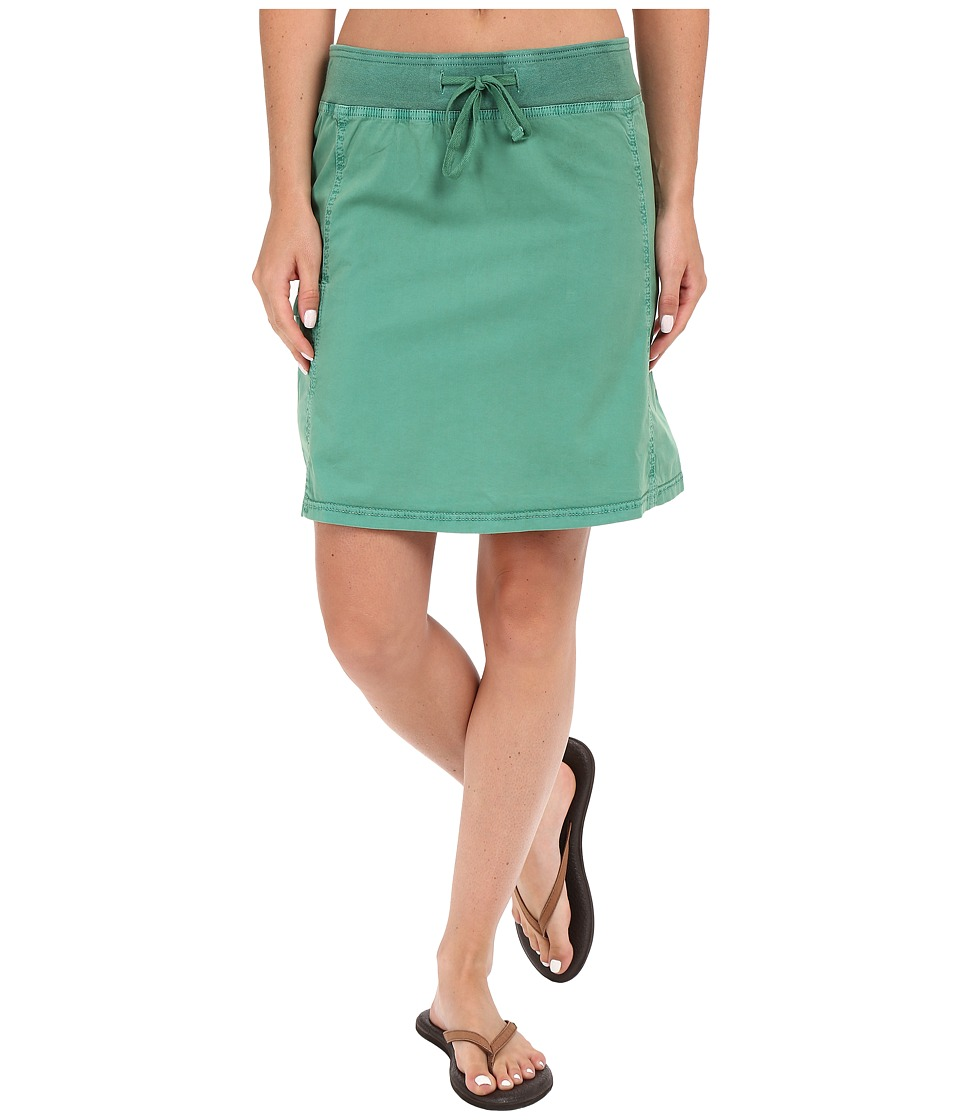 Aventura Clothing - Ada Skirt (Bottle Green) Women's Skirt
