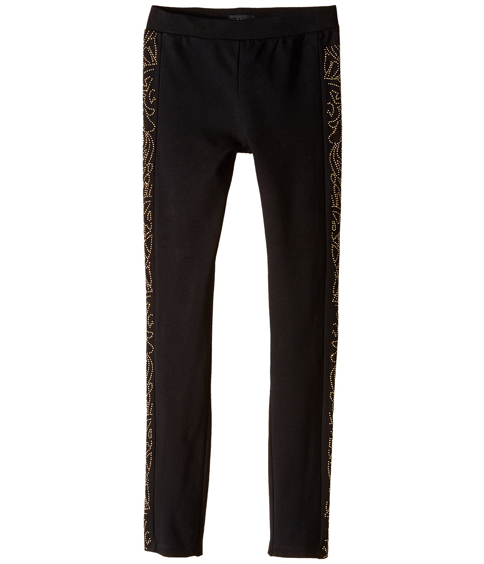 Marciano Kids - Elektra Embellished Leggings (Black) Girl