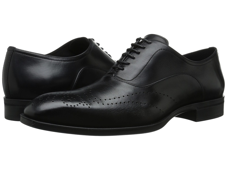 Donald J Pliner - Sven (Black) Men's Shoes