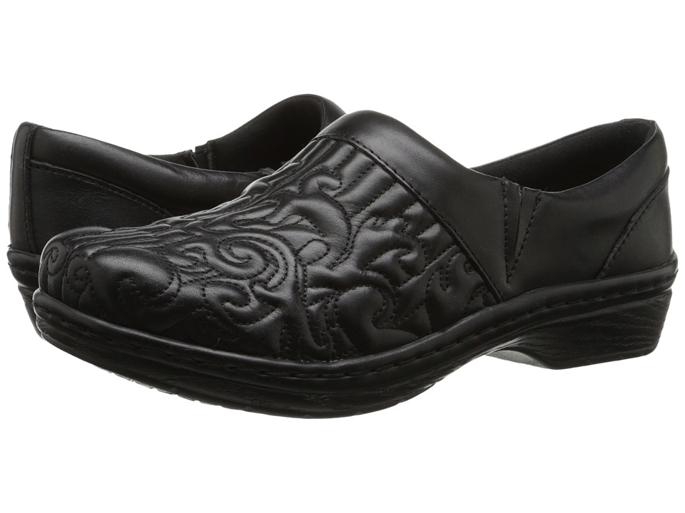 Klogs Footwear - Mission Quilted (Black) Women's Shoes