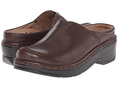 Klogs - Como (Coffee) Women's Clog Shoes