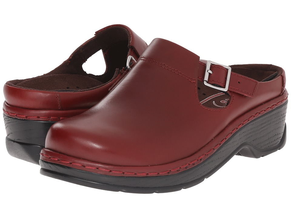 Klogs Footwear - Euro (Cranberry) Women's Shoes