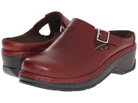 Klogs - Euro (Cranberry) Women's Shoes