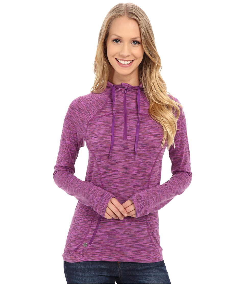 Outdoor Research - Flyway Zip Hoody (Wisteria/Ultraviolet) Women's Jacket