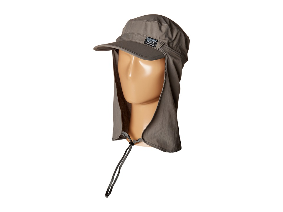 Outdoor Research - Radar Sun Runner Cap (Pewter) Caps