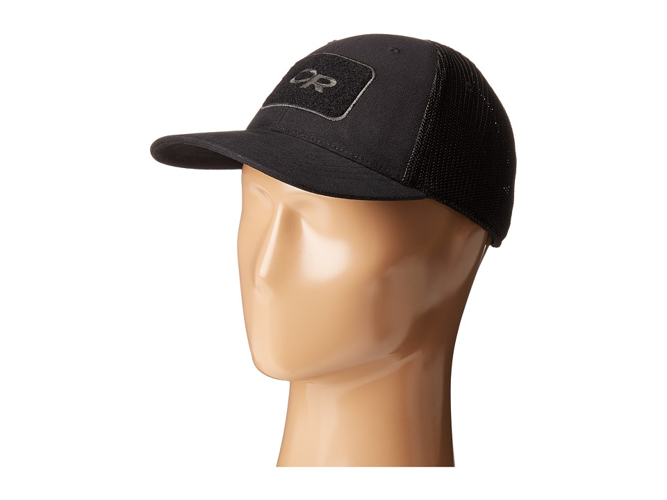 Outdoor Research - Fieldcraft Cap (Black) Caps