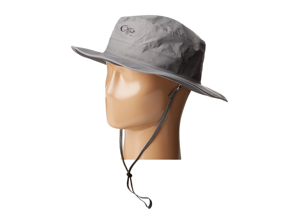 Outdoor Research - Helios Rain Hat (Pewter) Bucket Caps