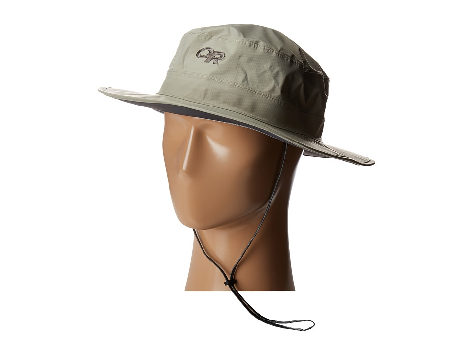 Outdoor Research - Helios Rain Hat (Khaki) Bucket Caps