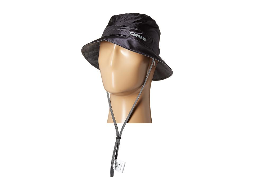 Outdoor Research - Helium Rain Bucket (Black) Bucket Caps