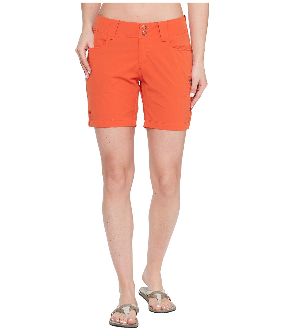 Outdoor Research - Ferrosi Summit Shorts - 7 (Paprika) Women's Shorts