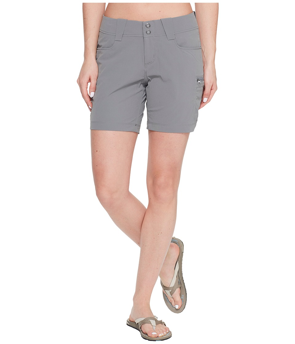 Outdoor Research - Ferrosi Summit Shorts - 7 (Pewter) Women's Shorts